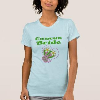 Novia de Cancun Camiseta