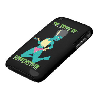 Novia de la caja de la curva de Funkenstein Blackb Case-Mate iPhone 3 Carcasa