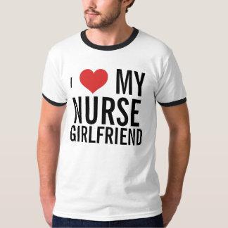 Novia de la enfermera camisas