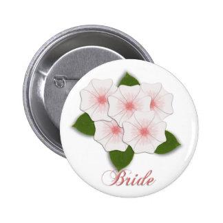Novia de la flor de cerezo del KRW Pin