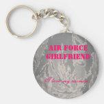 Novia de la fuerza aérea, amo mi… llaveros