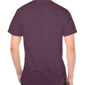 Novia de la púrpura de NBW Camiseta