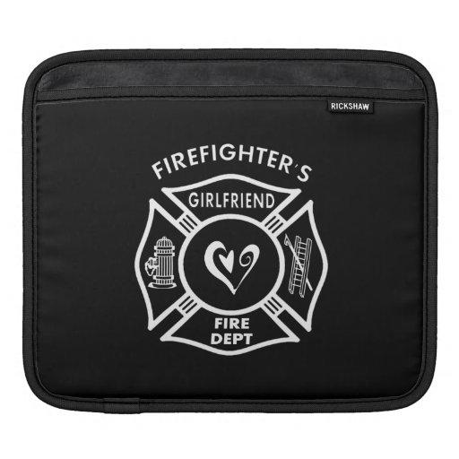 Novia de los bomberos manga de iPad