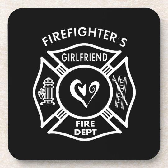 Novia de los bomberos posavaso