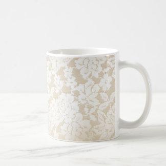 Novia de marfil tazas de café