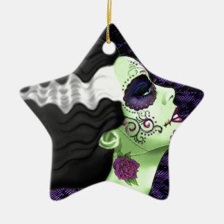 Novia de Muertos Ornamentos De Reyes