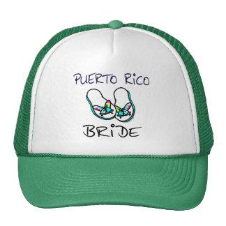 Novia de Puerto Rico Gorras