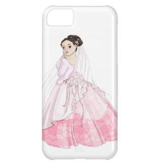 Novia de Sakura Funda Para iPhone 5C