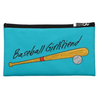 Novia del béisbol - bolso cosmético