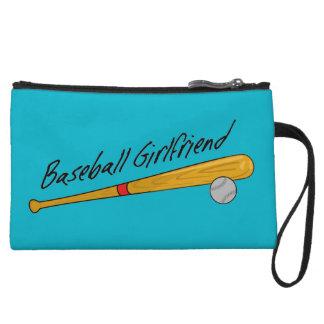 Novia del béisbol - mini bolso de embrague