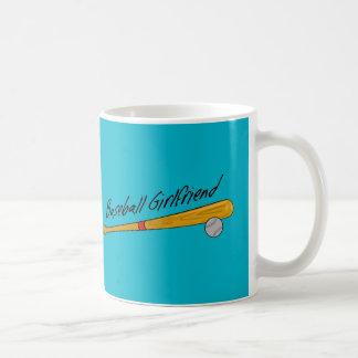 Novia del béisbol - taza de café