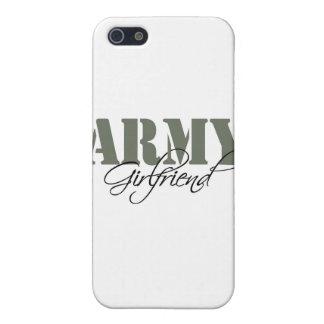 Novia del ejército iPhone 5 funda
