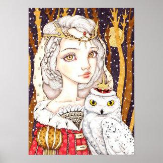 Novia del invierno poster