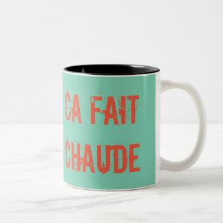 Novia del pantano - taza de café del Ca Fait