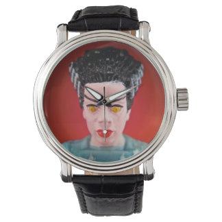 Novia del reloj de Frankenstein