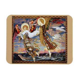 Novia del St de Juan Duncan Rectangle Magnet