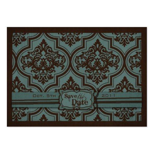 Novia gótica SD Notecard Tarjetas De Visita Grandes