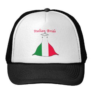 Novia italiana gorro