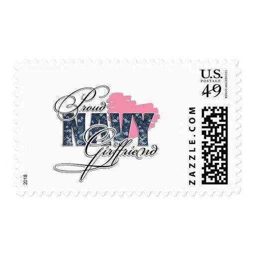 Novia orgullosa de la marina de guerra envio