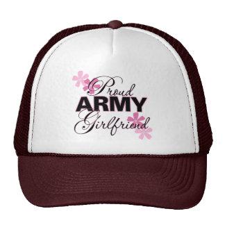 Novia orgullosa del ejército gorra