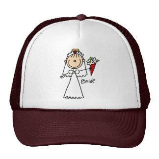 Novia que lanza el gorra del ramo