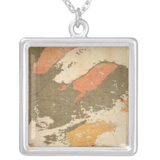 Novia Scotia 2 Personalized Necklace