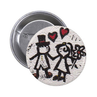Novia y Grrom 2 Pins