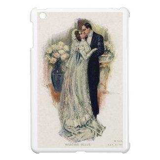 Novia y novio de Belces de boda del vintage iPad Mini Cobertura