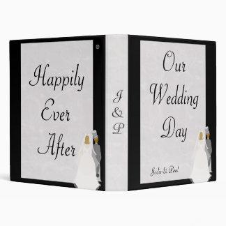 """Novia y novio - nuestro día de boda carpeta 1"""""""