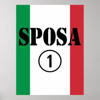 Novias italianas: Uno de Sposa Numero