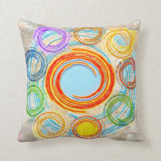 NOVINO 50 set Artistic Presentation Throw Pillow