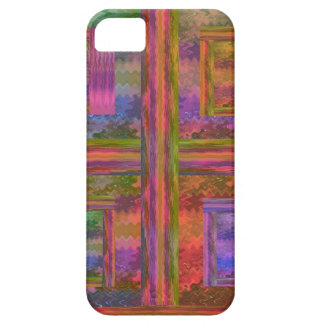 NOVINO Abstract suitable to add Text n Image iPhone 5 Covers