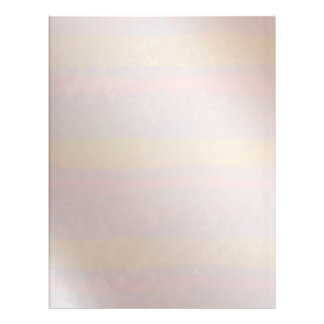 NOVINO Artistic Copper Pallet - Rainbow Stripes Letterhead