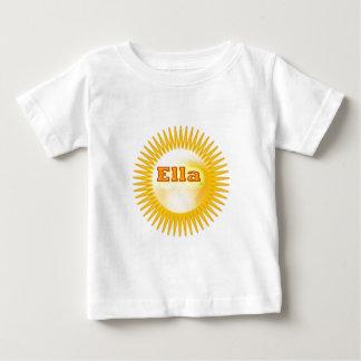 NOVINO Artistic Text Infant T-shirt