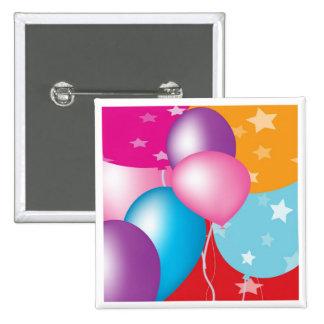 NOVINO Celeberations Baloons Pins