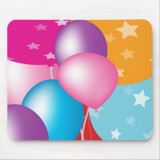 NOVINO Celeberations Baloons Alfombrilla De Raton