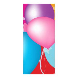 """NOVINO Celeberations - disfrute de la parte de n Folleto Publicitario 4"""" X 9"""""""
