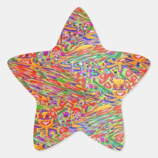 NOVINO - Colección cada vez mayor de los niños de Pegatinas Forma De Estrellaes