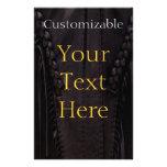 NOVINO Customizable Engrave Leather Finish Custom Stationery