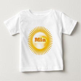 NOVINO Elegant Text Tshirts