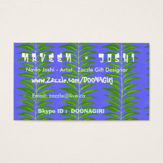 NOVINO Green Activist - Greenathon Participation Business Card