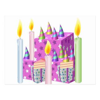 NOVINO Happy Birthday - Happy Occassions Postcard