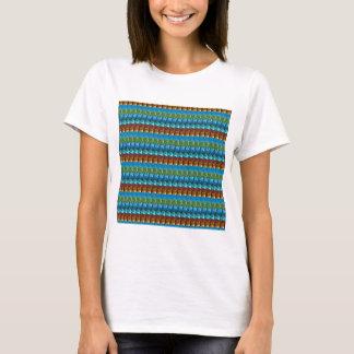 NOVINO Jewel Crystal Stones Healing Reiki Art GIFT T-Shirt