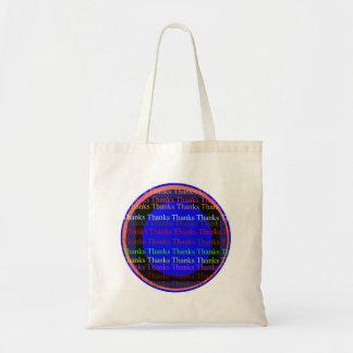 NOVINO Manyways to Thankyou - Thank You Budget Tote Bag