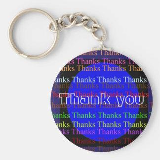 NOVINO Manyways to Thankyou - Thank You Keychain