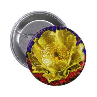 NOVINO - Oro de la obsesión floral Pins