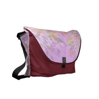Novino - Rose Elegant Floral Courier Bag