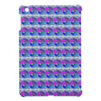 NOVINO Texture Pattern Meet Greet Gifts Case For The iPad Mini