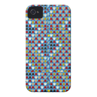 NOVINO Texture Pattern Meet Greet Gifts  doonagiri Case-Mate iPhone 4 Cases