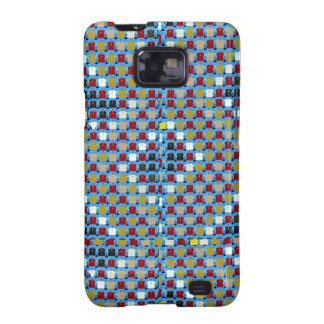 NOVINO Texture Pattern Meet Greet Gifts  doonagiri Samsung Galaxy S2 Cases